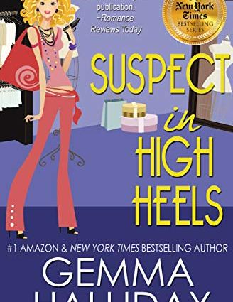 Suspect in High Heels