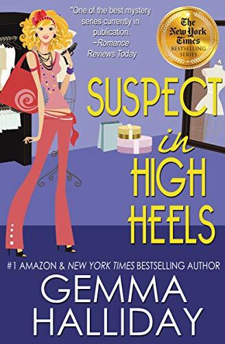 Suspect in High Heels
