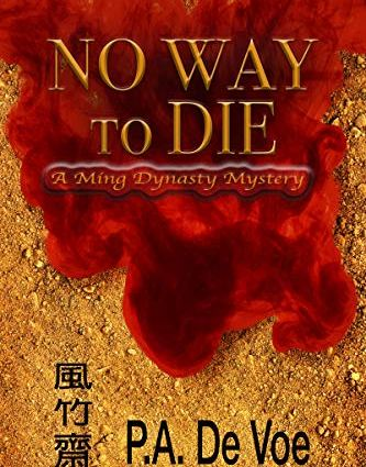 No Way to Die Guest Post