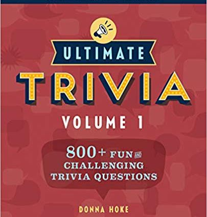 Ultimate Trivia Volume 1