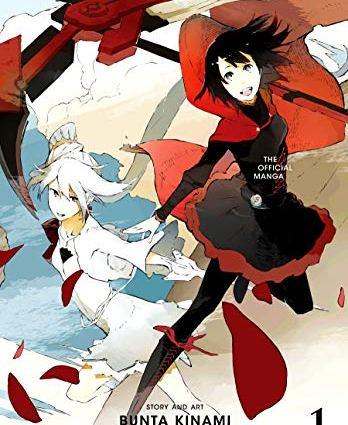 RWBY: The Official Manga Vol 1