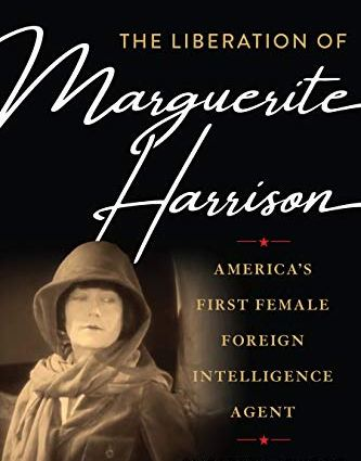 Liberation of Marguerite Harrison