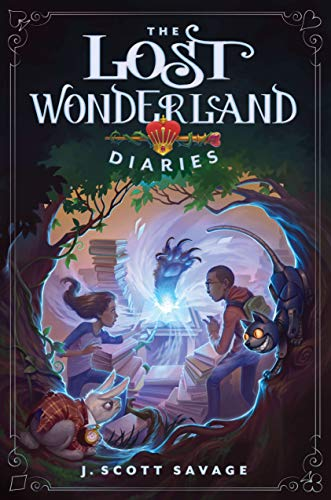 Lost Wonderland Diaries
