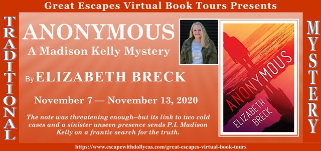 Anonymous: A Madison Kelly Mystery Spotlight