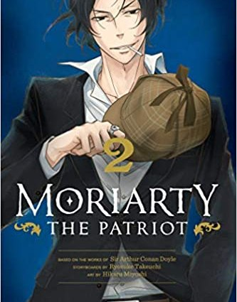 Moriarty the Patriot Vol 2