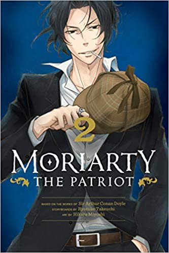 Moriarty the Patriot Vol 2
