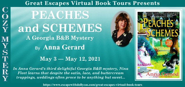 Peaches and Screams Review and Giveaway