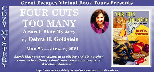 Four Cuts Too Many Review Guest Post and Giveaway