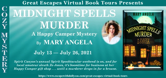 Midnight Spells Murder Review and Giveaway