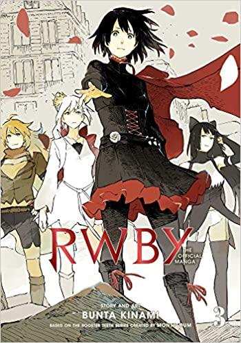 RWBY The Official Manga Vol 3
