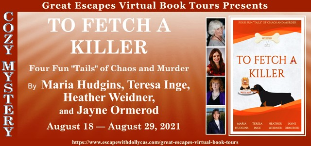 To Fetch a Killer Guest Post and Giveaway