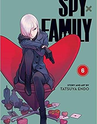 Spy x Family Vol 6