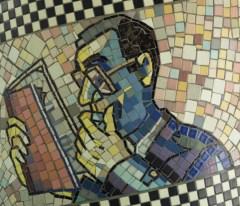middle age mosaic-takomabibelot
