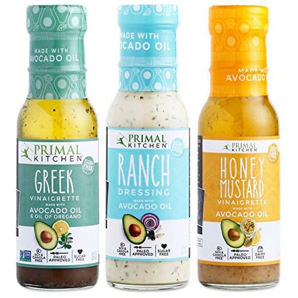 Diane's Favorite Foods | Primal Kitchen Dressings