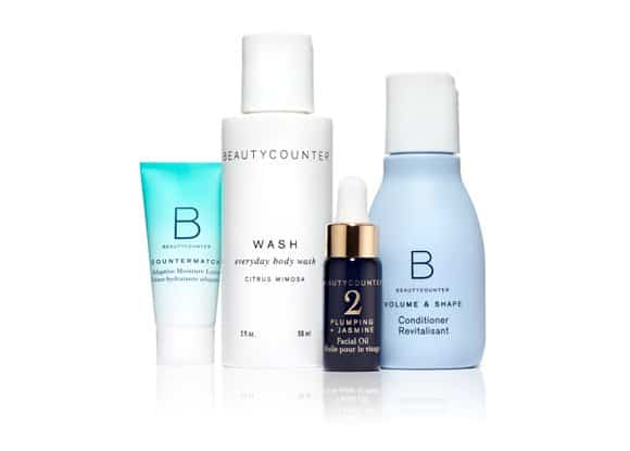 Beautycounter Clean Swap promotion | Diane Sanfilippo