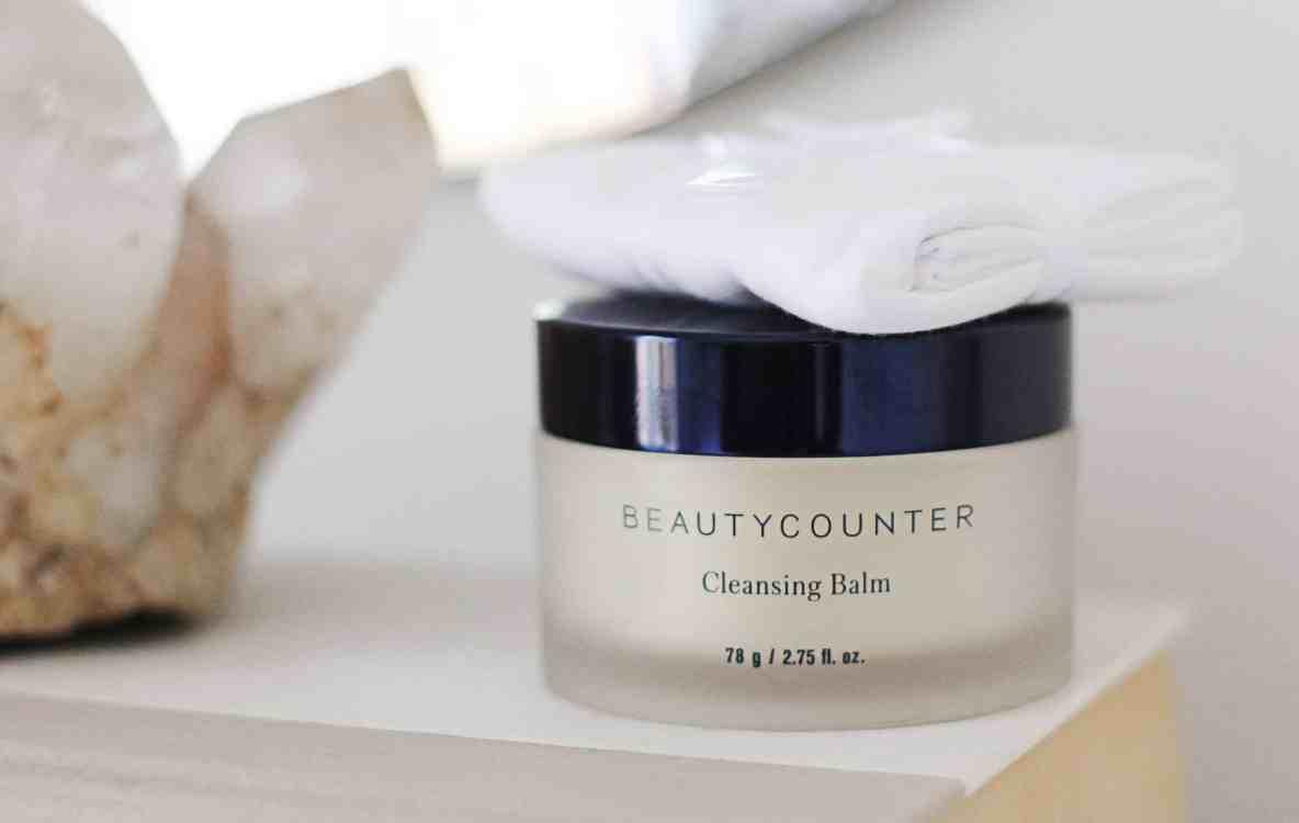 Beautycounter Cleansing Balm | Diane Sanfilippo
