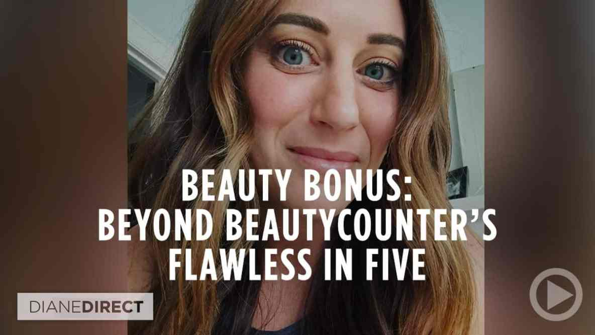 Beyond Flawless in Five | Diane Sanfilippo
