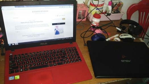 Blogging With ASUS
