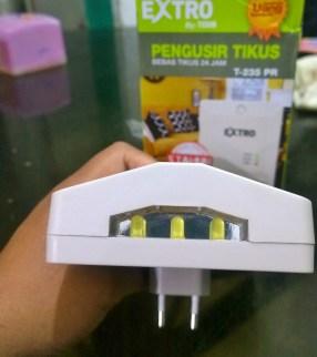 Alat Pengusir Tikus Elektrik