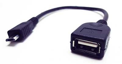 Cara Menggunakan USB OTG di Android