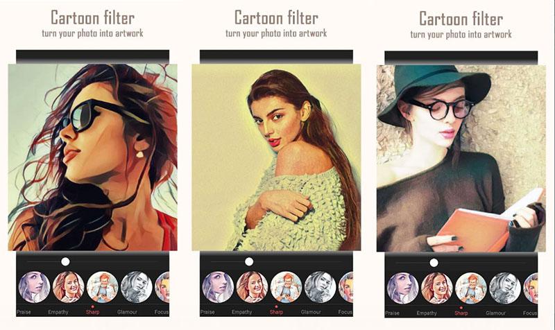 Cartoon Art Pics Photo Editor