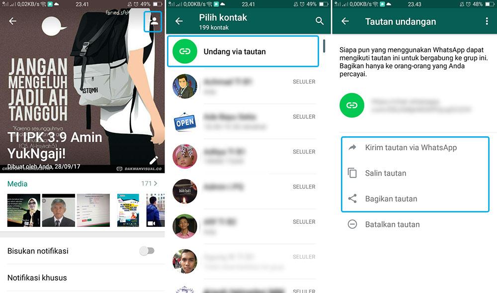 Tautan Grup WhatsApp