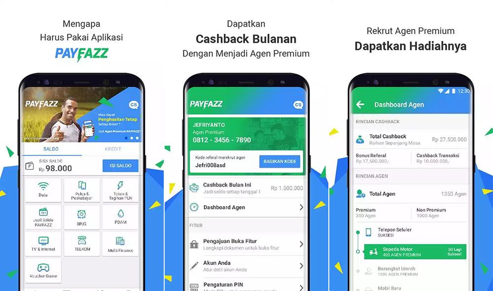 13 Aplikasi Jualan Pulsa Kuota Android Terbaik Gratis Murah