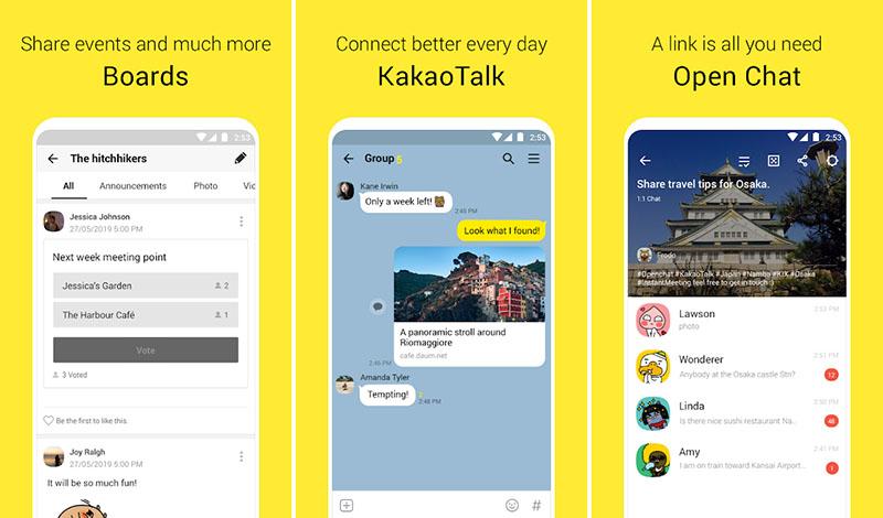 15 aplikasi chat android ios terbaik
