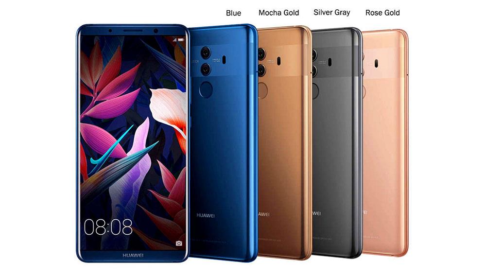 Spesifikasi Huawei Mate 10