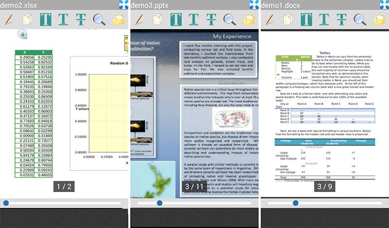 OffiStar Editor XLS DOC PPT