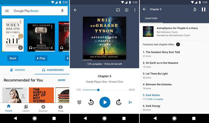 Google Play Buku