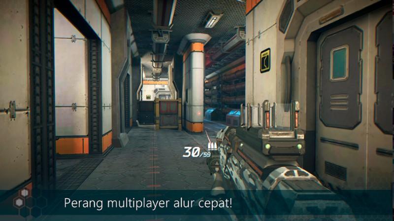 Infinity Ops FPS Luar Angkasa
