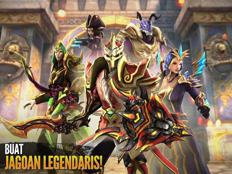 Order & Chaos 2 3D MMORPG