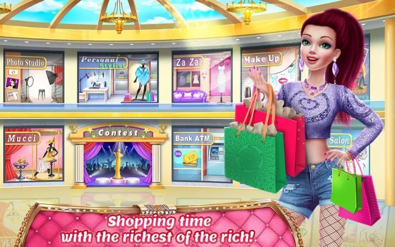 Rich Girl Mall
