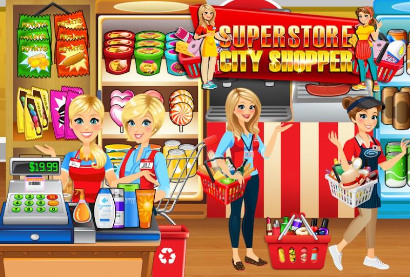 Supermarket Superstore