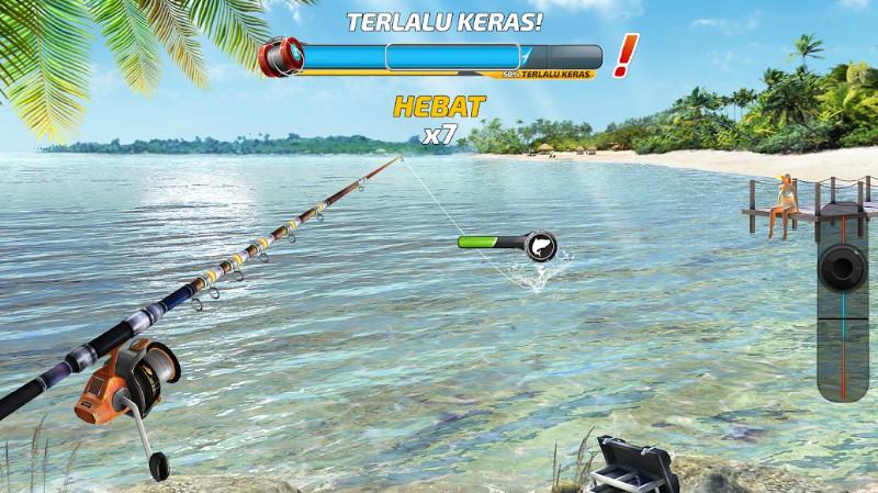 Fishing Clash Fish Game 2017- Simulator Perikanan