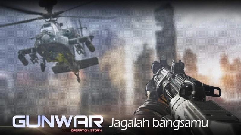 Gun War - Shooting Games