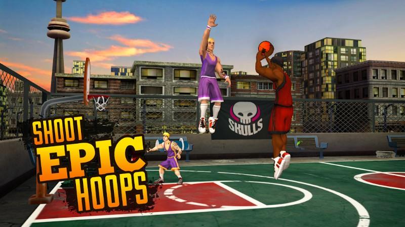 Jam League Basketball