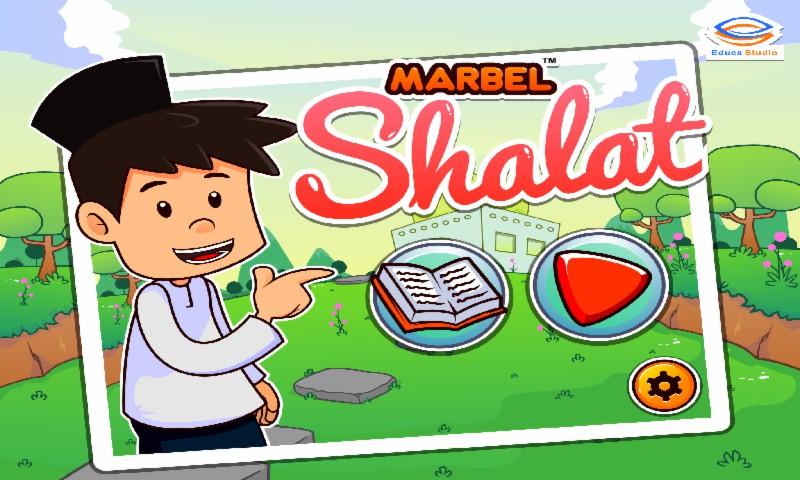 Marbel Belajar Shalat + Audio 1