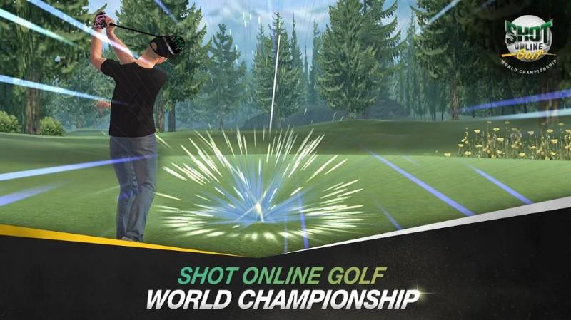 SHOTONLINE GOLF World Championship