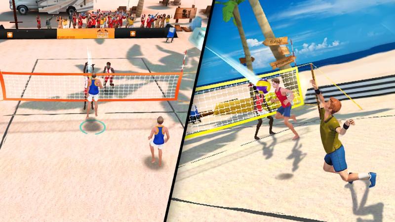Volleyball Champions