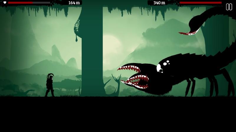 Dark Lands Combat Runner