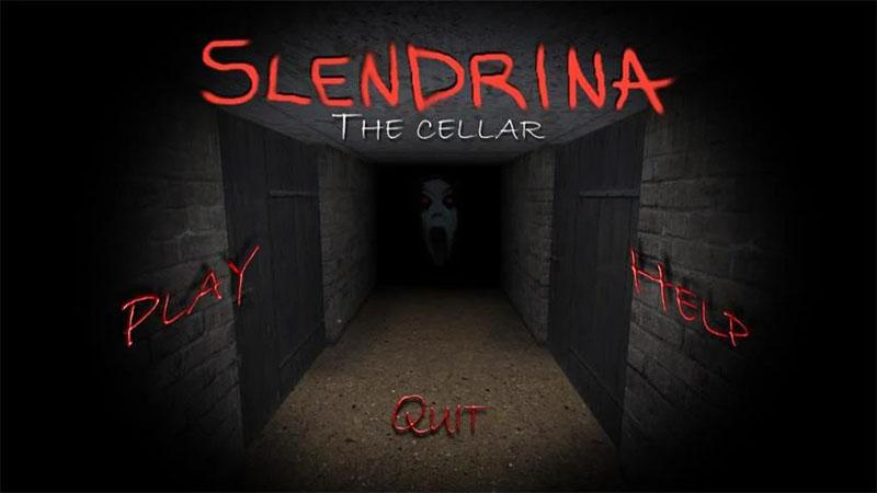 Slendrina The Cellar (Free)