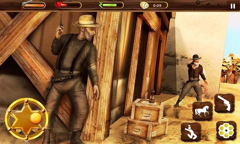 Cowboy West Hunter 3D