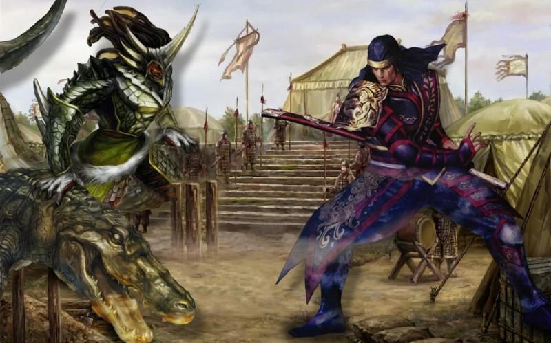 Samurai Warrior - Kerajaan