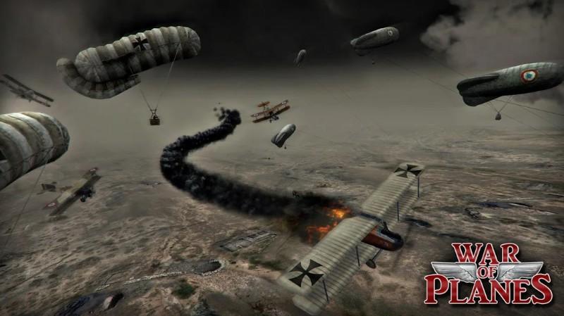 Sky Baron War of Planes FREE