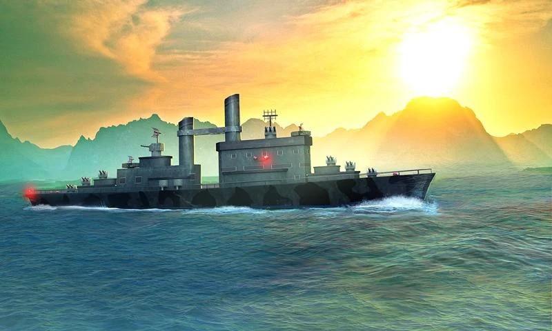 Warship Strike 3D