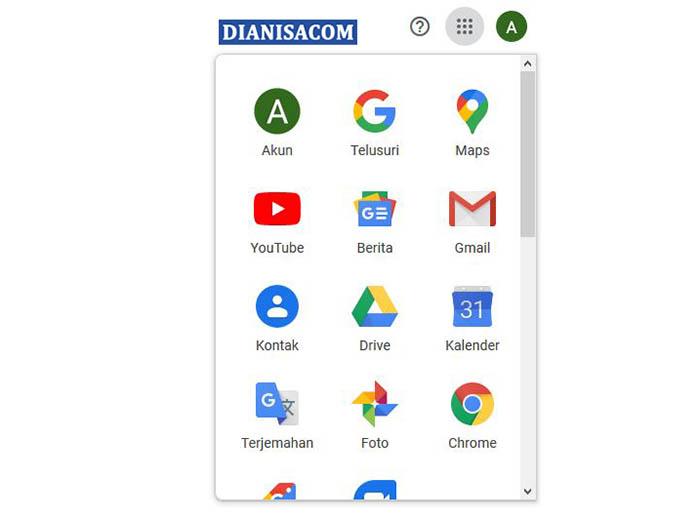 8. Daftar Gmail Sekali Klik