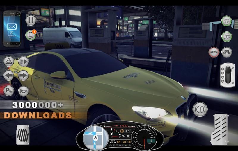 Amazing Taxi Sim 2018 V3