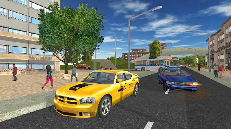Taksi Spiele